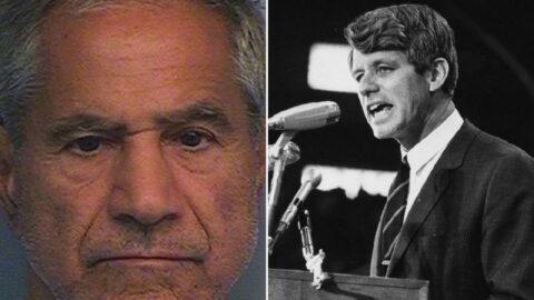 Robert F Kennedy'nin katiline şartlı tahliye