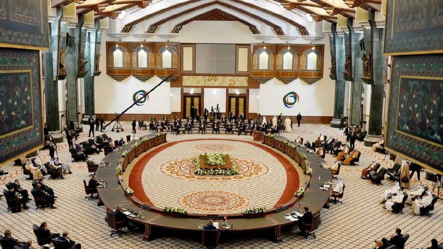 Bağdat Konferansı sonuç bildirgesinde Irak'a destek