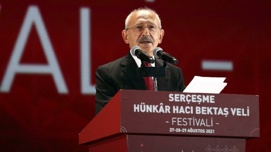 Kılıçdaroğlu: Afganistan'da yaşananlar sadece bizi değil, tüm dünyayı endişelendiriyor