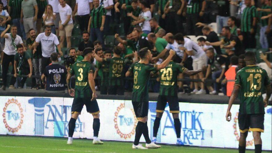 Kocaelispor, Samsunspor'u tek golle geçti