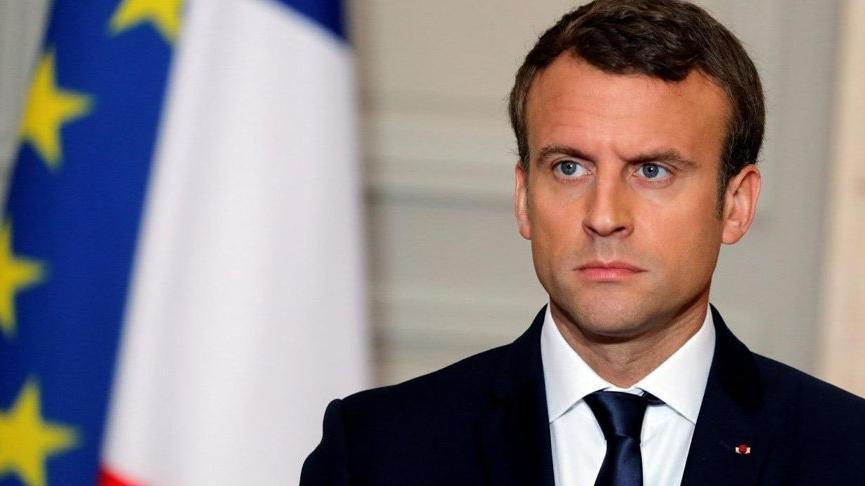 Macron: Irak için zafer