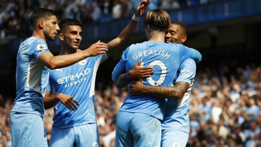 Manchester City, Arsenal'ı ezdi geçti: 5-0