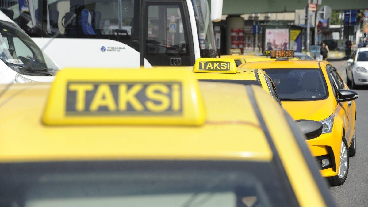 Taksiciler Odası Başkanı: İstanbul'da taksi sayısı yeterli