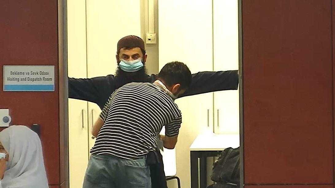İstanbul Havalimanı'nda sahte pasaportlu IŞİD üyesi yakalandı