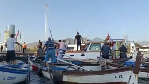 İzmir'de denizde can pazarı: 5 yaralı