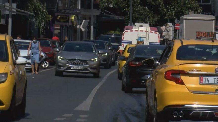 İstanbul'dan Türkiye'nin dört yanına korsan taksi ağı