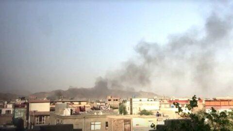ABD, Kabil'de saldırı hazırlığı yapan IŞİD-H'yi vurdu