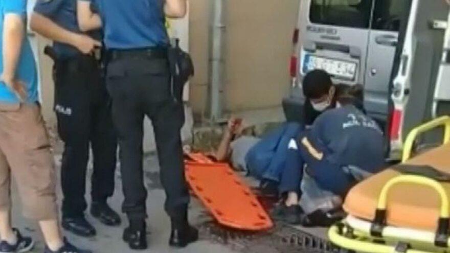 Kardeşinin yerini bilmeyen ağabeyi ayağından vurdular