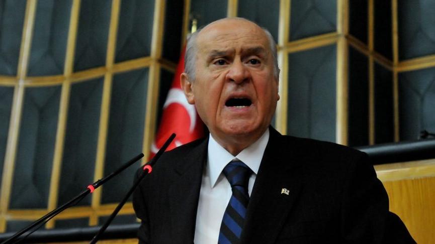Devlet Bahçeli: Kabil emniyetli değilse Ankara güvende olamaz