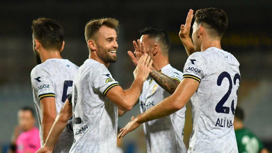 Denizlispor Ankaragücü maçında üç gollü galibiyet