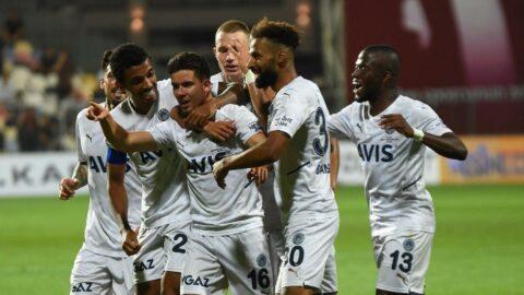 Fenerbahçe, Altay'ı Ferdi Kadıoğlu ile devirdi: 0-2
