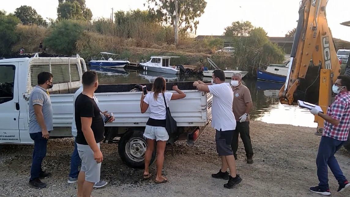 Muğla'da balıkçılar buldu! Görenler şaşkınlığını gizleyemedi