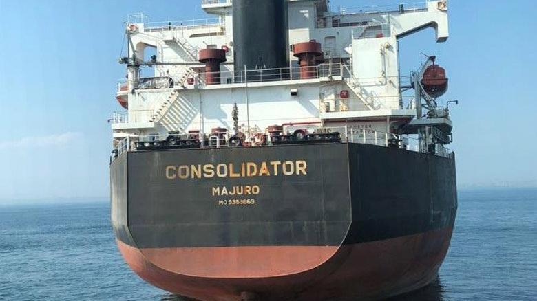 İtalya'dan gelen yük gemisi Kınalıada'da arızalandı