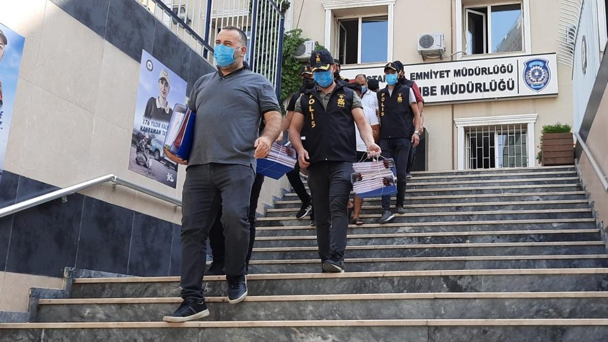 İstanbul'un kâbusu olan çete çökertildi