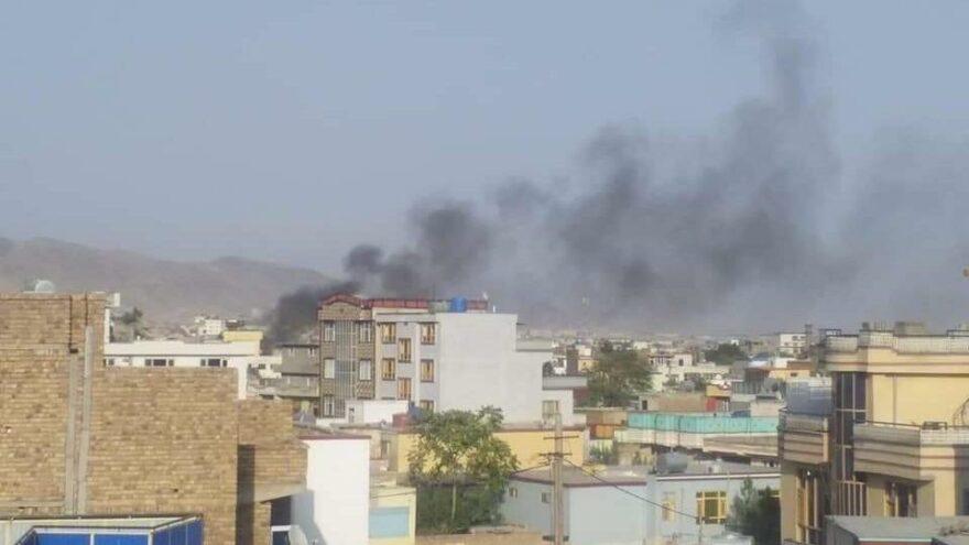 Kabil'de bir eve roket isabet etti: 1 çocuk öldü, 3 yaralı