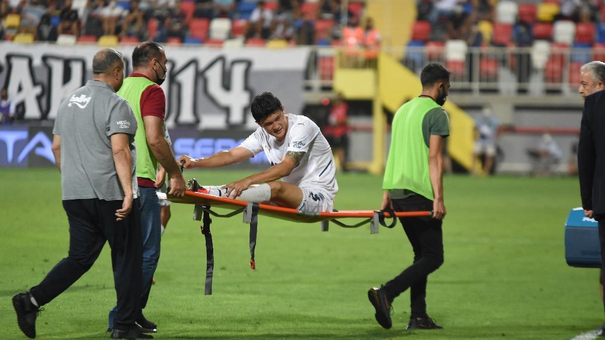Fenerbahçe'de Kim Min Jae sakatlandı!