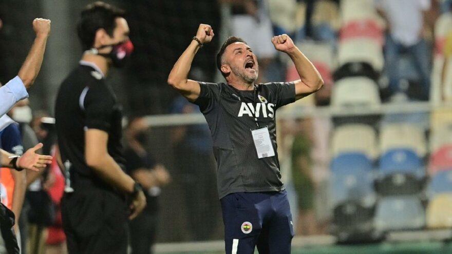 Fenerbahçe Teknik Direktörü Vitor Pereira'dan itiraf: 'Benim hatamdı'