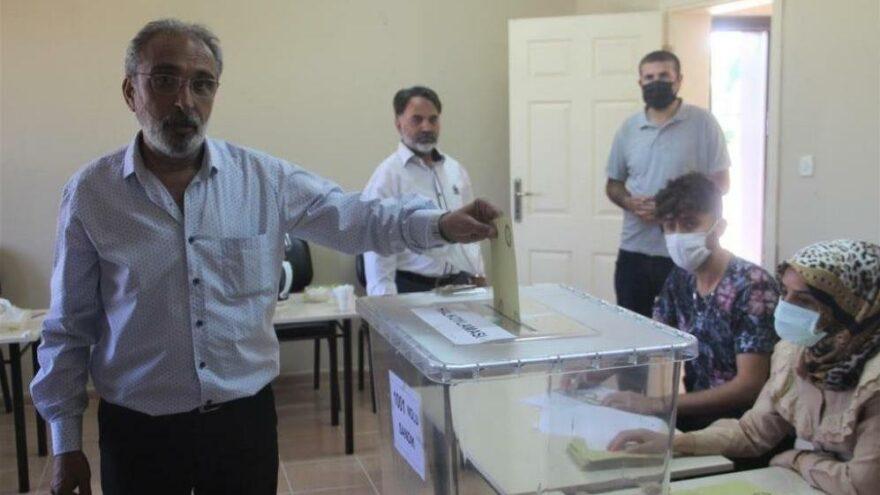 Referanduma gidilen köyden 'evet' çıktı