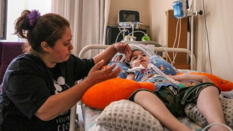 SMA hastası Uğur yaşama tutunamadı