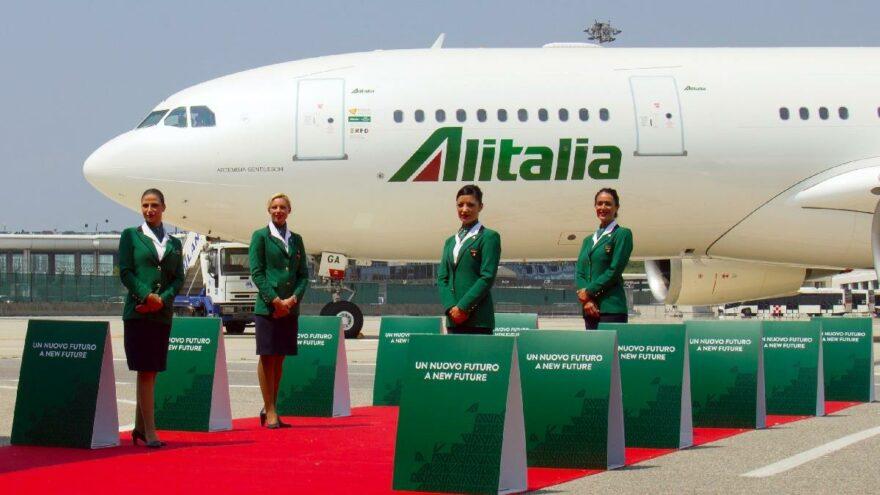 İtalyan havayolu şirketi Alitaila gökyüzüne veda ediyor
