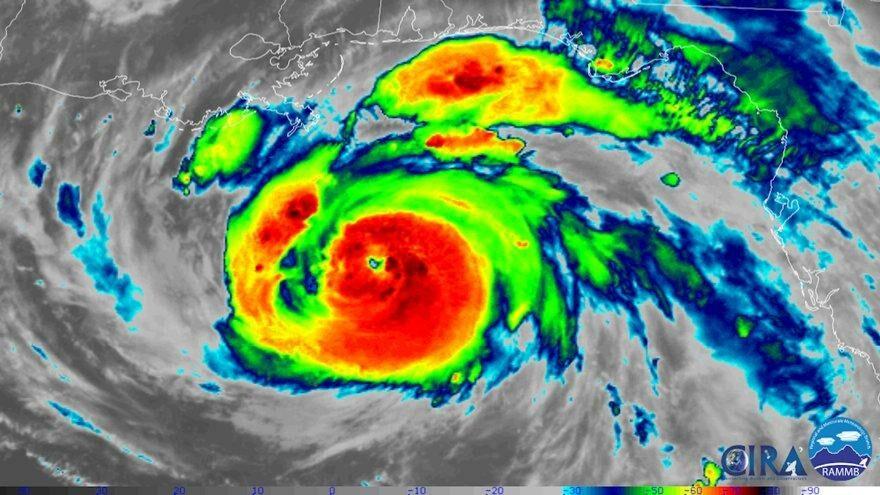 Ida Kasırgası hızını artırdı: Dördüncü kategoriye çıktı - Son dakika dünya  haberleri