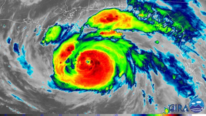 Ida Kasırgası hızını artırdı: Dördüncü kategoriye çıktı