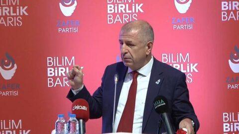 Ümit Özdağ'dan Diyanet İşleri Başkanı'na tepki: Hesabını muhakkak verecek