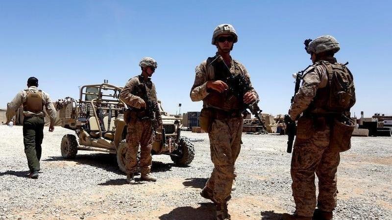 Pentagon duyurdu! ABD tahliye sürecini tamamladı