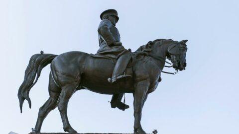 Ulus Atatürk Anıtı 94 yıl sonra restore edildi