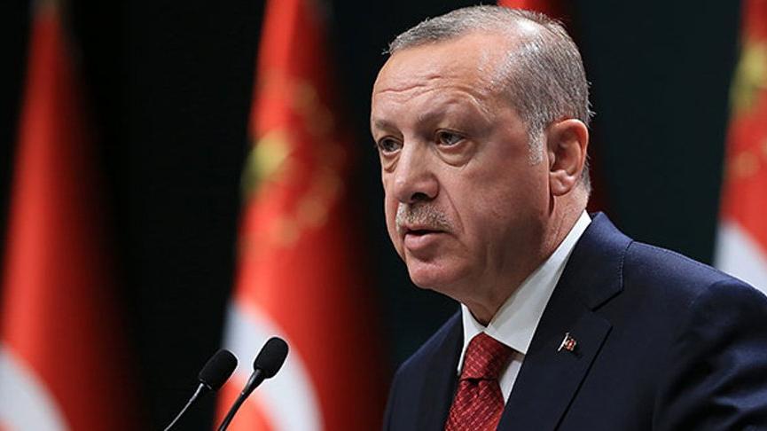 Cumhurbaşkanı Erdoğan, Kırgızistan Cumhurbaşkanı ile görüştü