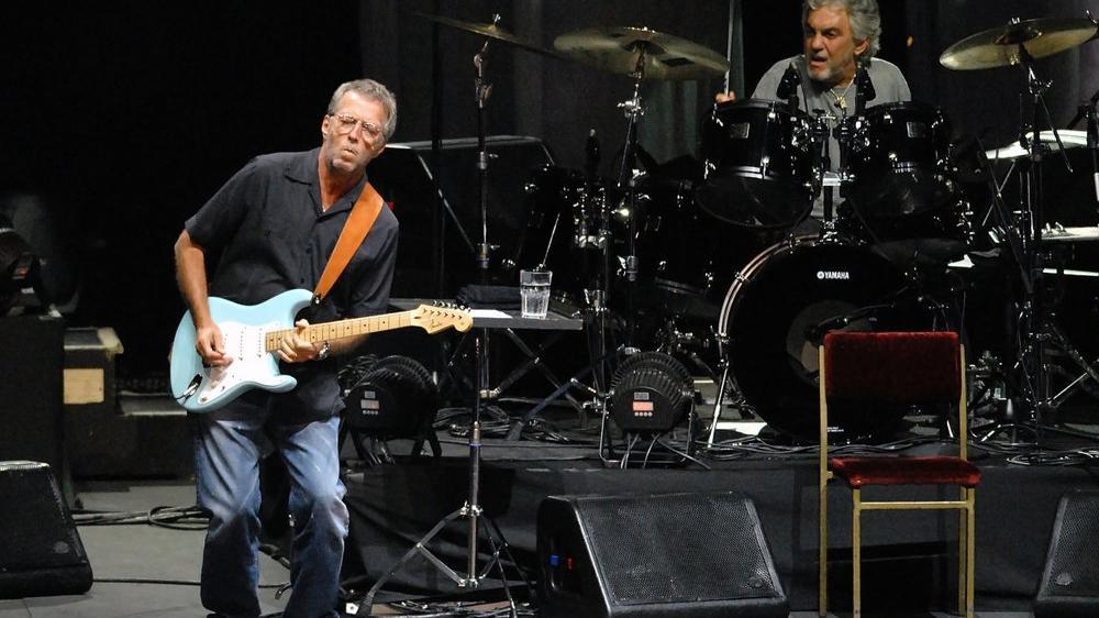 Ünlü müzisyen Eric Clapton'dan tartışma yaratan yeni şarkı