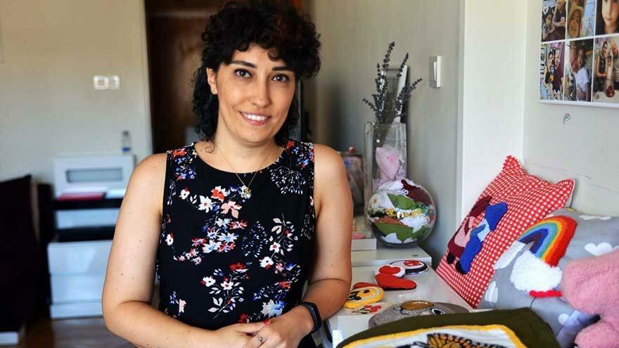 Kanseri yendi, SMA'lı çocuklara umut oldu