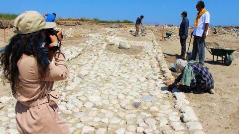 2 bin 500 yıllık tarih... Pers Yolu'nun izleri gün yüzüne çıktı