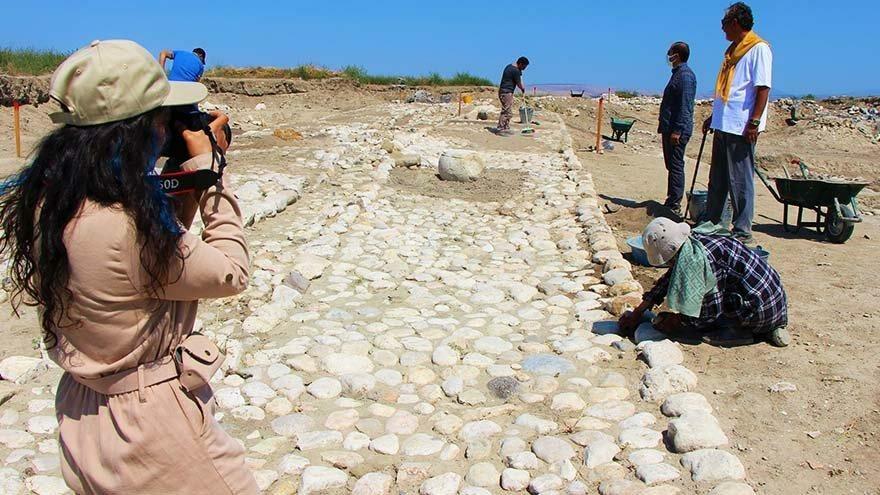 2 bin 500 yıllık tarih… Pers Yolu'nun izleri gün yüzüne çıktı