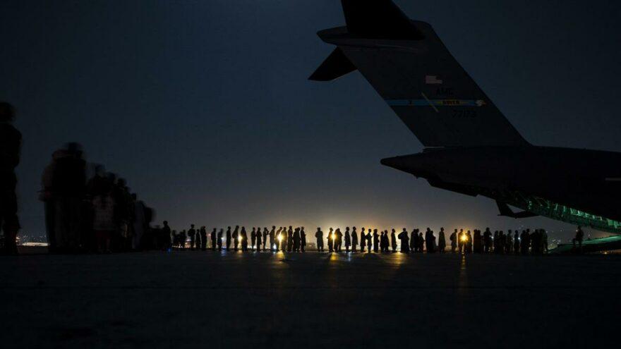 ABD, Afganistan'daki tahliye sayısını açıkladı