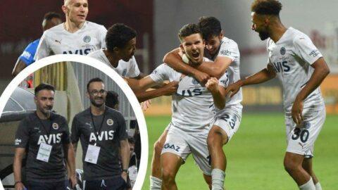 Fenerbahçe'de Vitor Pereira rüzgarı! 37 yıl sonra bir ilk...