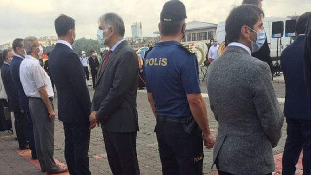 Akşener'den CHP'li başkana: Bu tepki yakışmadı
