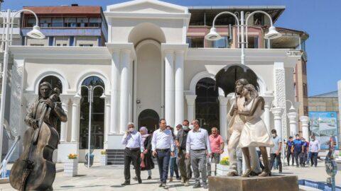 Yıllar sonra Van'da bir ilk... Atatürk'ün adı yeni bir yere verildi!