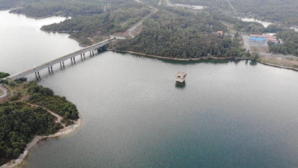 İstanbul barajlarındaki düşüş sürüyor