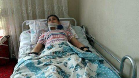 Eşi, balkondan atıp 'intihar etti' dedi