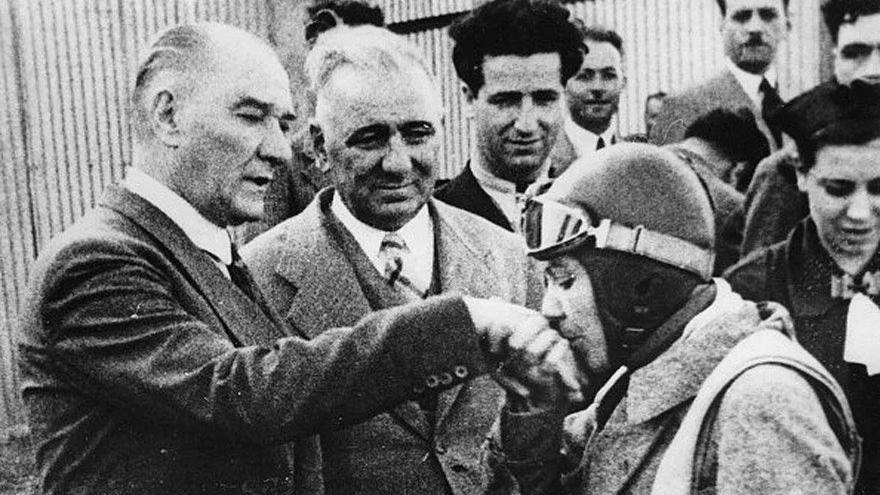 Atatürk'ün kurduğu THK böyle battı