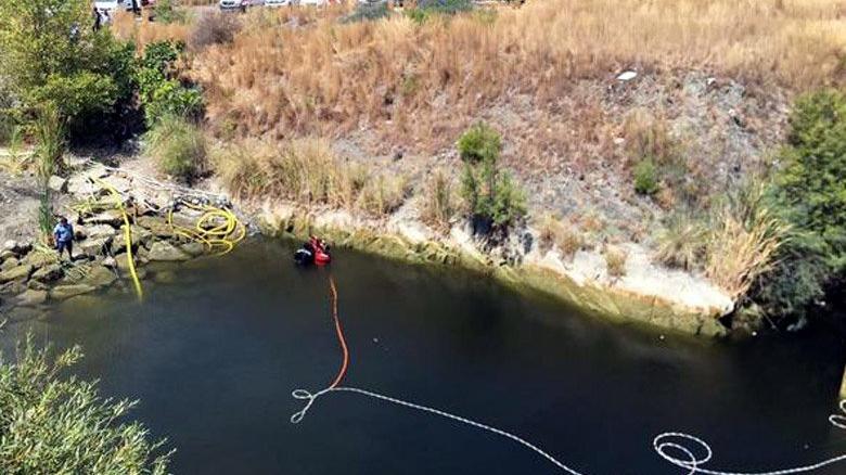 Gittiği piknikte baraj göletinde kaybolan gencin cesedi bulundu