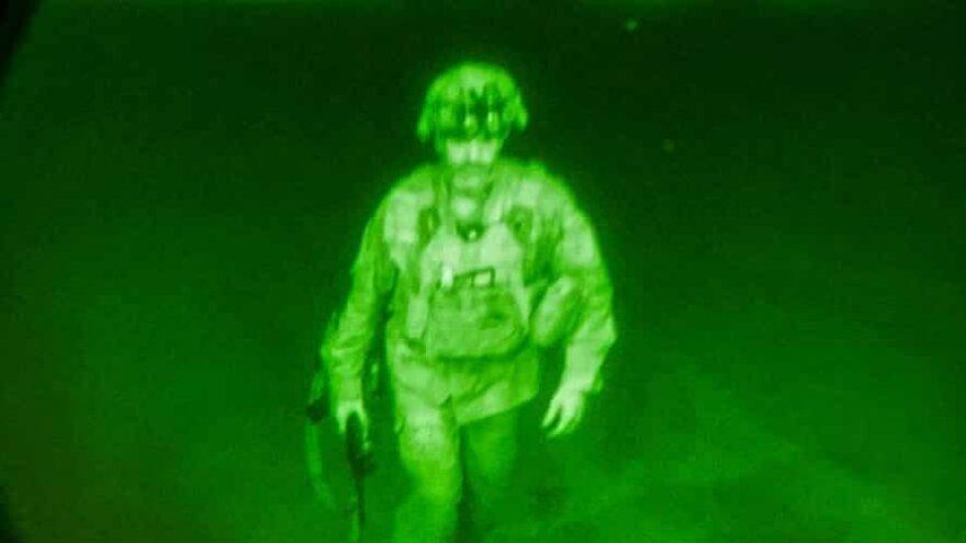 20 yıllık operasyon bitti: Son ABD askeri ayrıldı