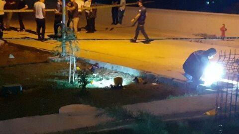 Ankara'da kadın cinayeti: Kızının gözü önünde kurşun yağdırdı