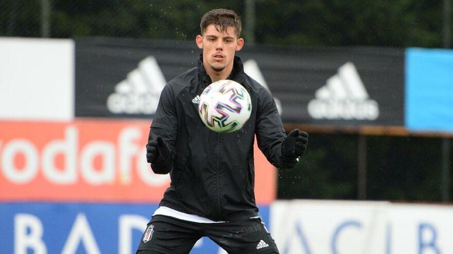 Beşiktaş, Francisco Montero'yu transfer etti