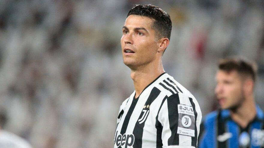 Juventus, Cristiano Ronaldo'nun ayrılık rakamlarını açıkladı