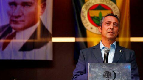 Ali Koç'tan Aziz Yıldırım'a yanıt: Er meydanına çıksın