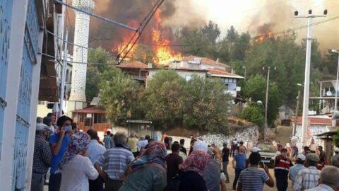 Orman yangınlarından etkilenen 5 il için elektrik faturası kararı