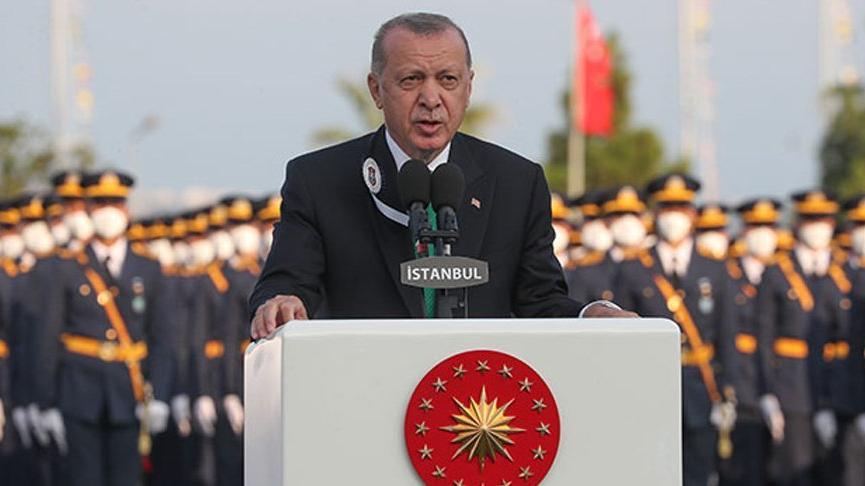 Erdoğan: Artık kapılarda dilenci değiliz