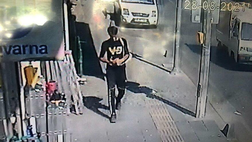 Gurbetçi aileye şoku yaşatan hırsızlık şüphelisi yakalandı